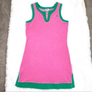 Lilly Pulitzer Terry Cloth Swim Cover Up Dress